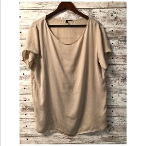 Beige United Colors of Benetton blouse